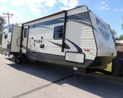 Buy from the Owner - BunkHouse 2016 Palomino Puma 32DBKS