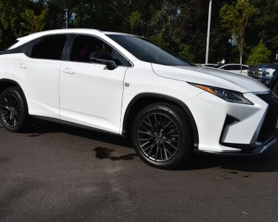 Certified Pre-Owned 2019 Lexus RX 350 F SPORT AWD SUV