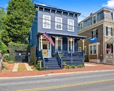 Newly Managed Randall House in Downtown Annapolis - Historic District