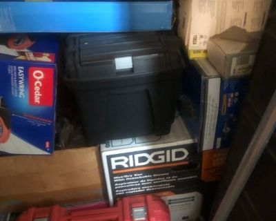 Grasons CO PV-Carson & Del Reys 2 Day Tools Sale/San Pedro