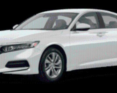 2018 Honda Accord EX 1.5T CVT