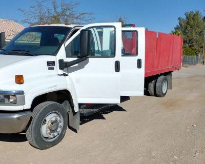 2004 GMC C4500 Dump Truck