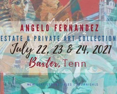 Fernandez Estate Art, Collections & Antiques