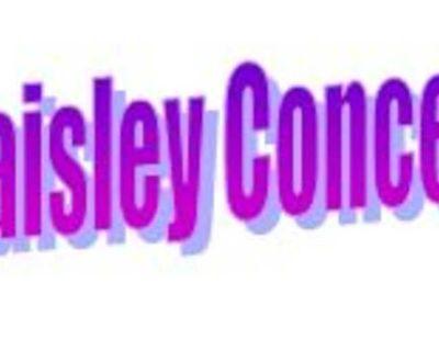 Brad Paisley and Pat Green concert trip