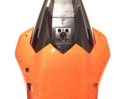 08 09 10 11 12 Yamaha R6 Oem Tail Section Rear Plastics Rear Brake Orange Yzf-r6