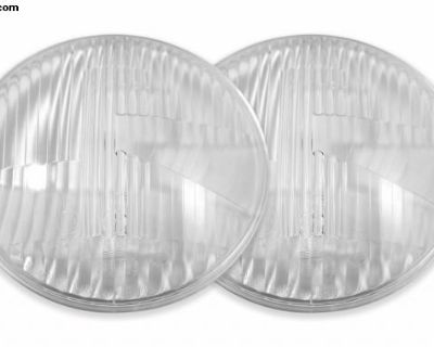 New T34 Euro Karmann Ghia Headlight Glass Kit