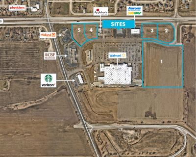 1-7 acres for Sale - Alexandra Dr/Bethany Dr.