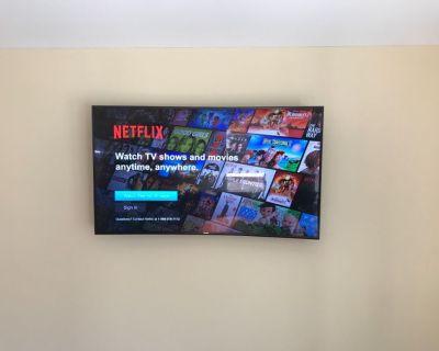 Professional TV Mounting Installation