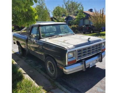 1984 Dodge Truck