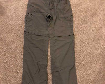 Size Medium North Face Pants