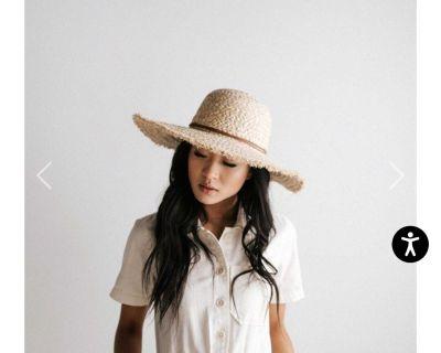 """Gigipip """"Addie"""" straw hat"""