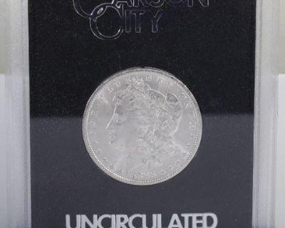 Estate Coin Collection, Very Nice!
