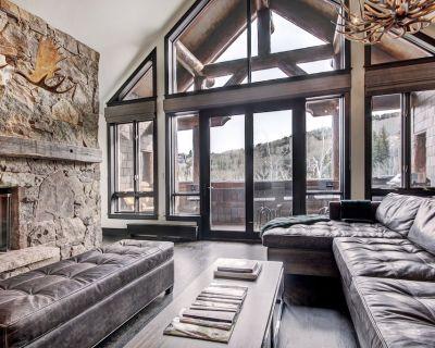 NEW LISTING! Stunning 4 bedroom condo Snowcloud base of Bachelor Gulch - Bachelor Gulch