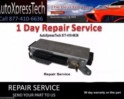 Mercedes Soft Top Convertible Control Module 129 820 00 97 Repair Service