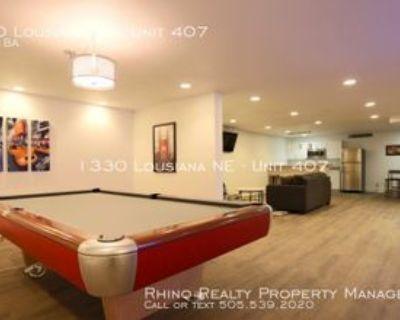 1330 Louisiana Blvd Ne #407, Albuquerque, NM 87110 1 Bedroom Apartment