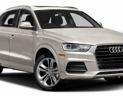 2016 Audi Q3 Premium Plus