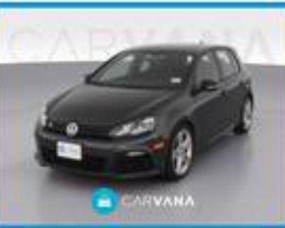 2012 Volkswagen Golf Gray, 38K miles