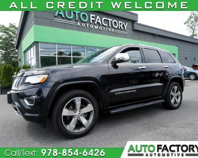Used 2015 Jeep Grand Cherokee 4WD 4dr Overland