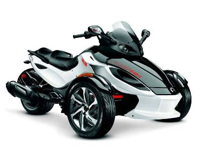2014 Can-Am Spyder RS-S SM5 3 Wheel Motorcycle Houston, TX