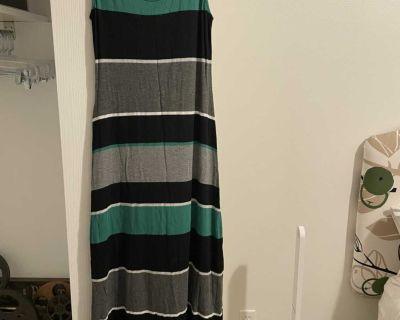 Floor length dress - medium