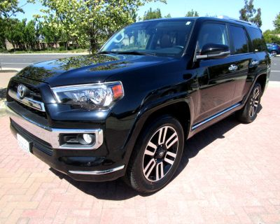 Used 2018 Toyota 4runner 4WD LIMITED 4WD**HEAT-VENT SEATS**NAVI**SAT**3RD ROW**