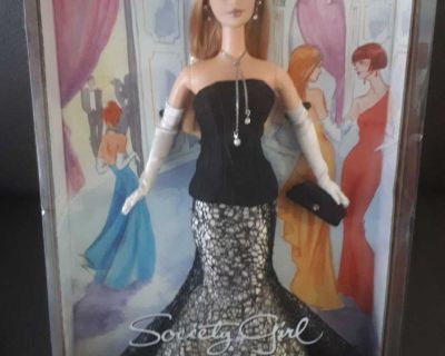 Brand new COLLECTION ADDITION BARBIE