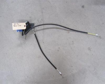 98-02 Audi A4 S4 Rear Door Latch Left Driver 8d0839015a