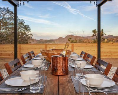 A Luxury Desert Retreat - Joshua Tree