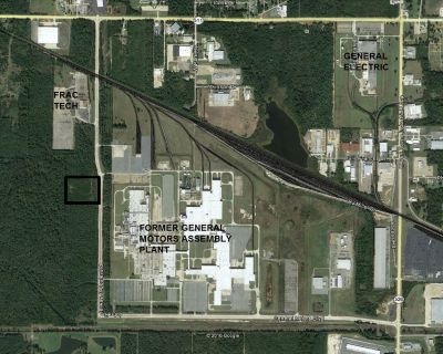 Industrial Land West Shreveport