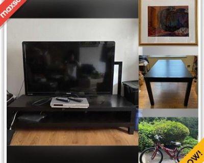 Boston Moving Online Auction - June St