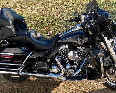 2011 Harley-Davidson ELECTRA GLIDE ULTRA CLASSIC