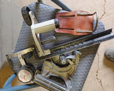 Misc. Drywall / Painting Tools