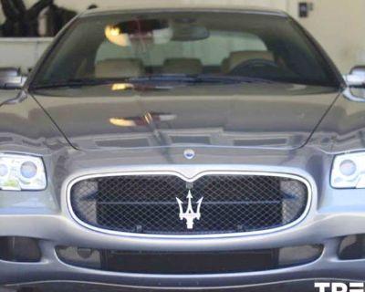 2006 Maserati Quattroporte Standard