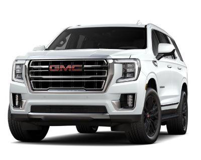 New 2021 GMC Yukon SLT Rear Wheel Drive SUVs