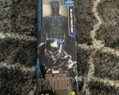 Black Panther Action Figure, new