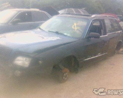 1996 Audi A6 Wagon