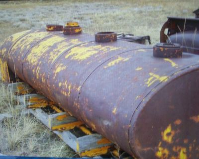WANTED Fuel Delivery Tanker