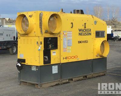 Wacker HI1000 Space Heater