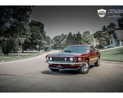 1969 Ford 2-Dr Coupe