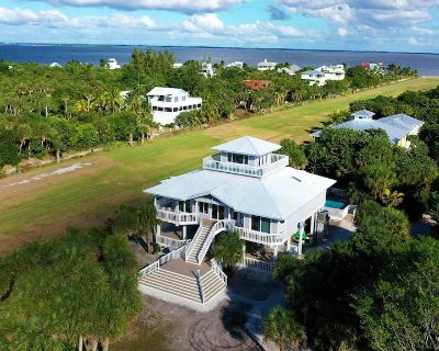 Gulf of Mexico Beach House, Private Pool, Panoramic Island Views - Jose's Hideaway