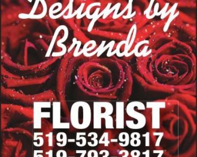 Designs by Brenda FLORIST ...