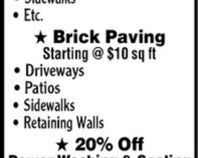 GLI Concrete & Brick Paving ?...