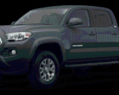 2017 Toyota Tacoma SR5 Double Cab 6.1' Bed V6 4WD Automatic