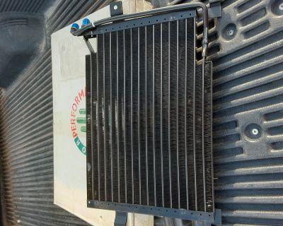 A/C condenser for YJ Jeep