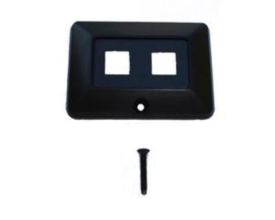 79 80 81 82 83 84 85 86 Mustang Power Window Switch Bezel Dual