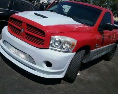 Dodge Ram1500 2dr Regular Box Srt10 Body Kit 02 03 04 05 Srt10 Side Skits
