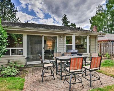 Private comfortable retreat close to Portland - Greenway