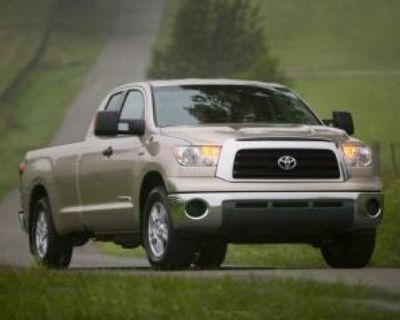 2007 Toyota Tundra SR5 Double Cab 6.9' Bed 4.7L V8 4WD