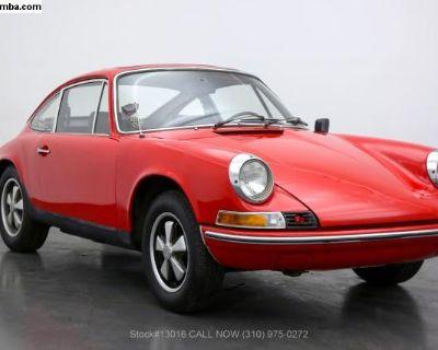 1971 Porsche 911T Sunroof Coupe