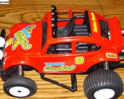 Radio Shack RC Baja Bug Beetle Turbo